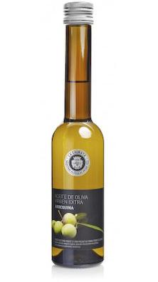 Spanish monovarietal olive oil